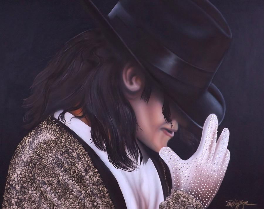 The King of Pop by Darren Robinson