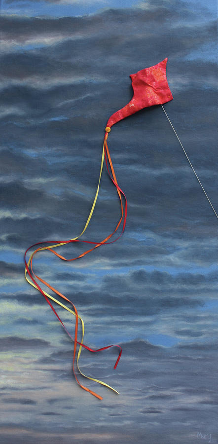The Kite by Marg Wolf
