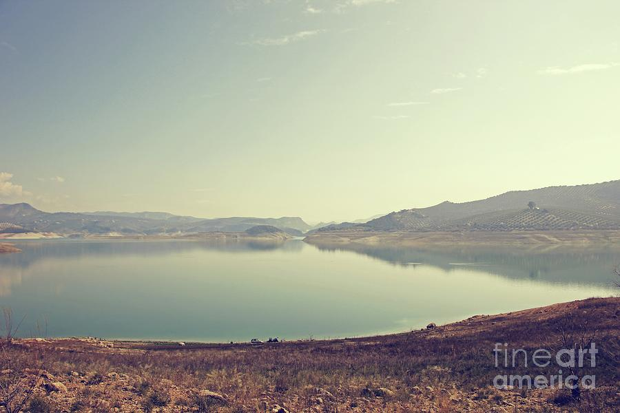 The Lake by Jackie Mestrom
