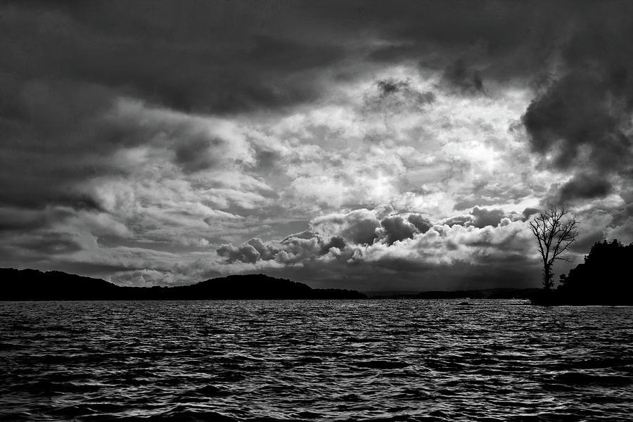 Nature Photograph - The Lake by John K Sampson