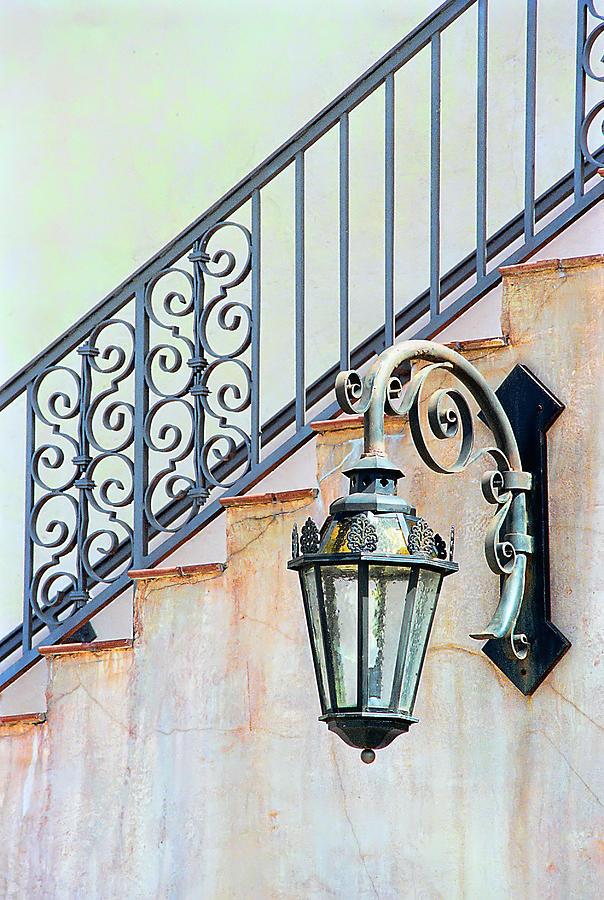 Landscape Photograph - The Lamp by Pat Carosone
