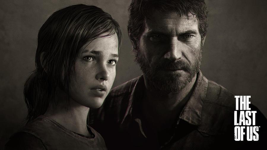 The Last Of Us Digital Art - The Last Of Us by Dorothy Binder