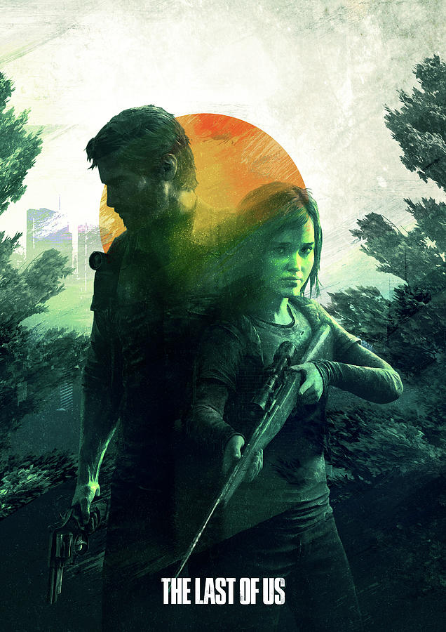 The last of us  by IamLoudness Studio