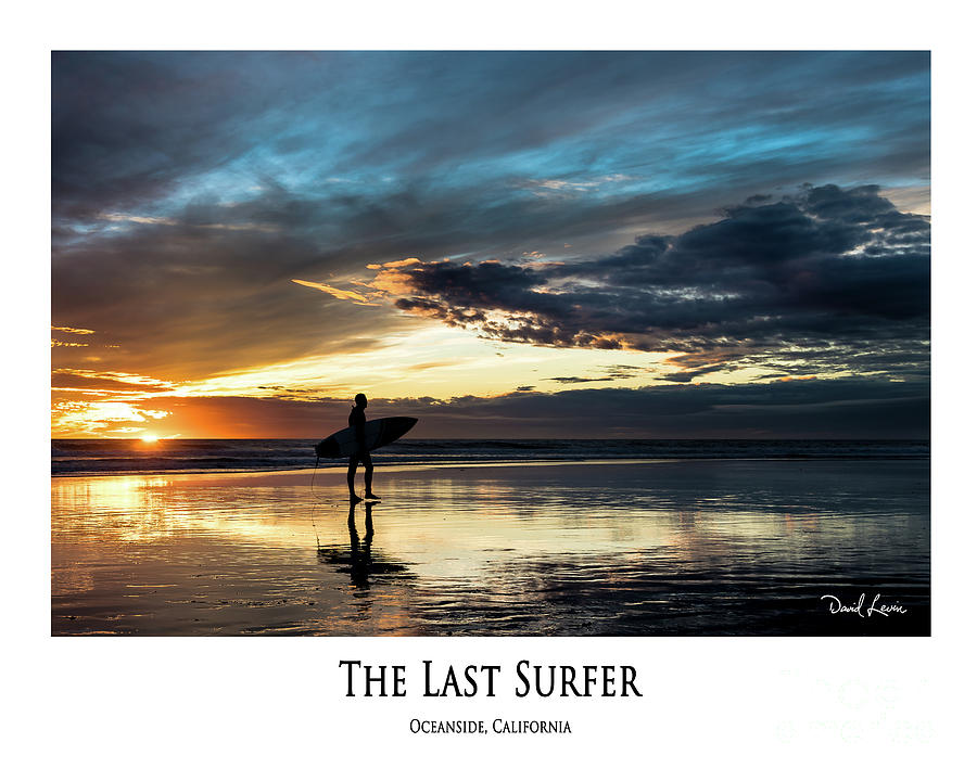 The Last Surfer by David Levin