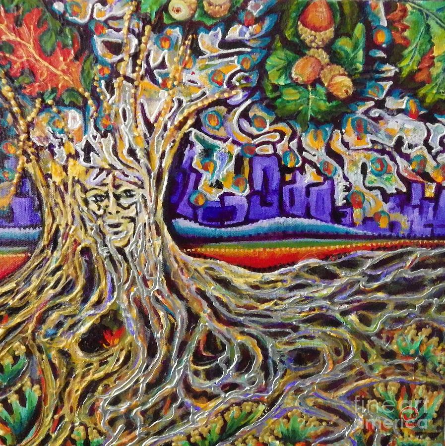 The Last Tree in the City by Linda Markwardt