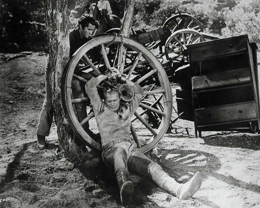 Sedona Photograph - The Last Wagon 3 by Bob Bradshaw
