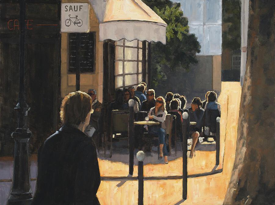 The Latin Quarter by Tate Hamilton