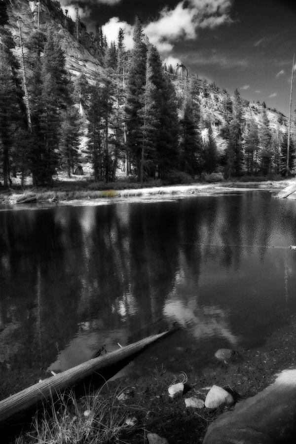 Yosemite National Park Photograph - The Lengths That I Would Go To by Laurie Search