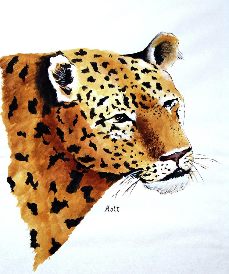 The Leopard by Linda Holt