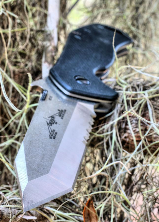 Emerson Knives Photograph - The Lethal Edge  by JC Findley