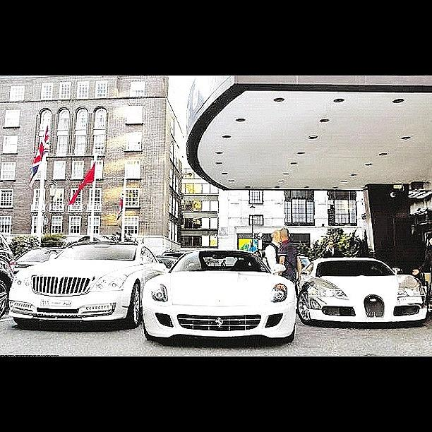 Sportscar Photograph - The Life #maybach #ferrari #bugatti by Exotic Rides