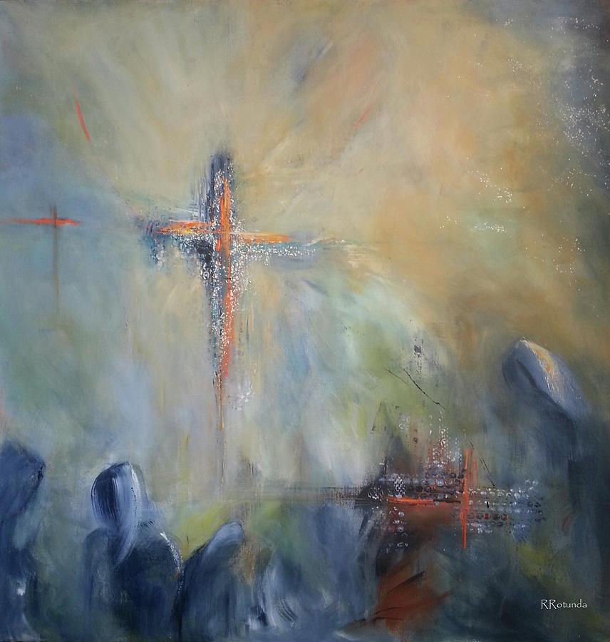The Light of Christ by Roberta Rotunda