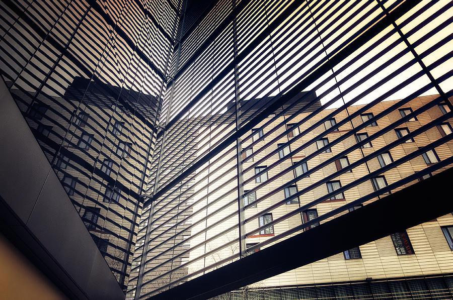 Architecture Photograph - The Light Refraction by Radek Spanninger