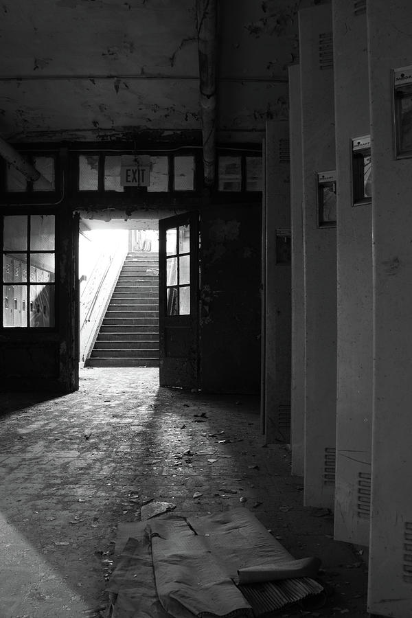 The Light Upstairs by Lindy Grasser