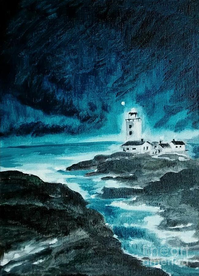 The Lighthouse by Madhurima Nag