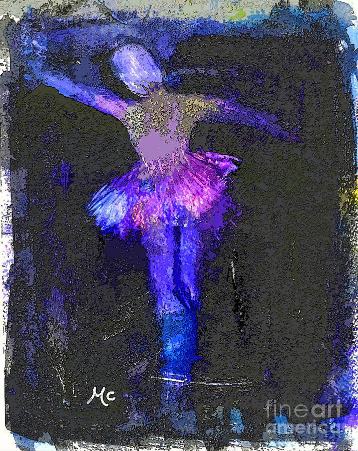 The Little Ballerina by Mafalda Cento