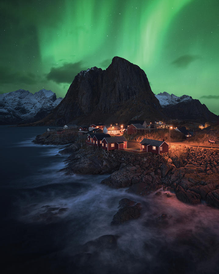 Lofoten Photograph - The Lofoten Dream by Tor-Ivar Naess