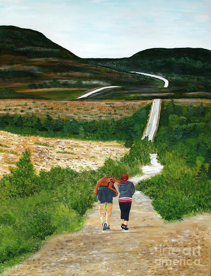 The Long and Winding Road by Barbara Griffin