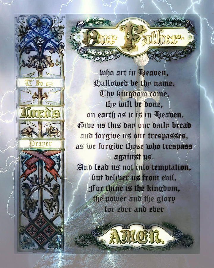 The Lord's Prayer by Pennie McCracken