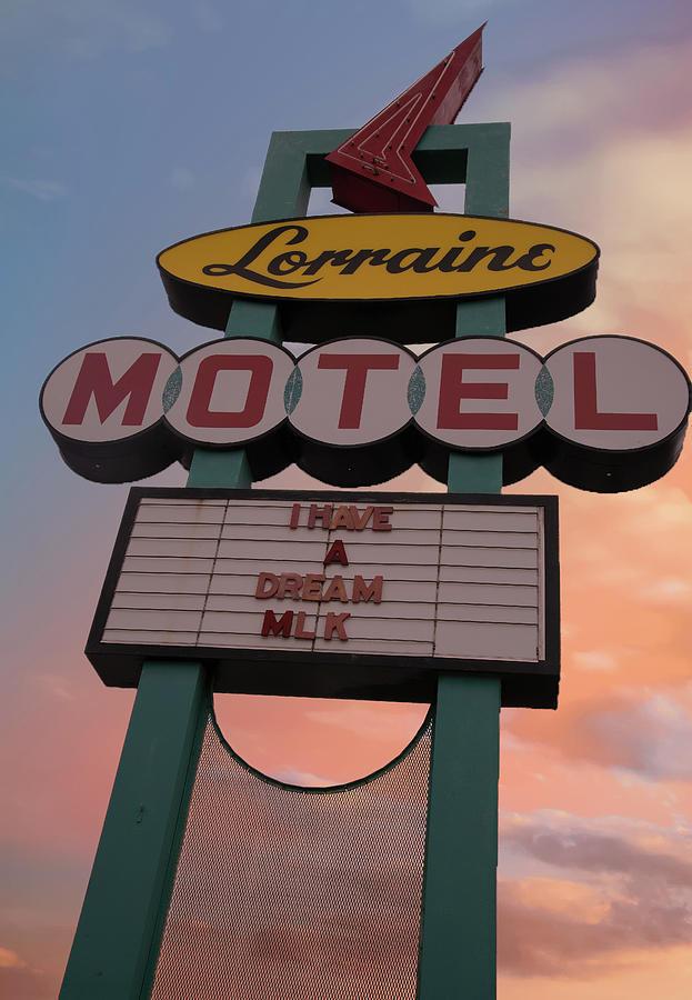 The Lorraine Motel Photograph