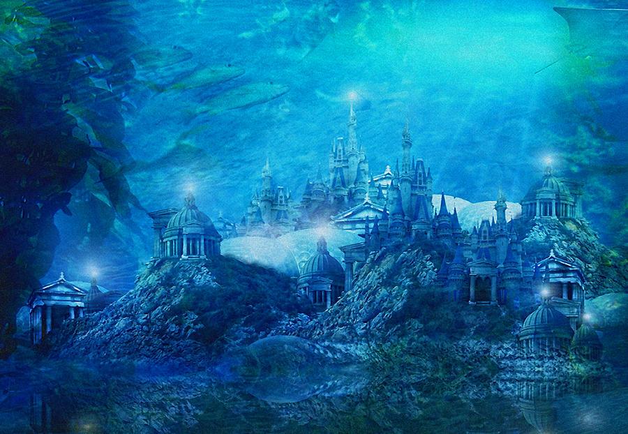 The Lost City Digital Art