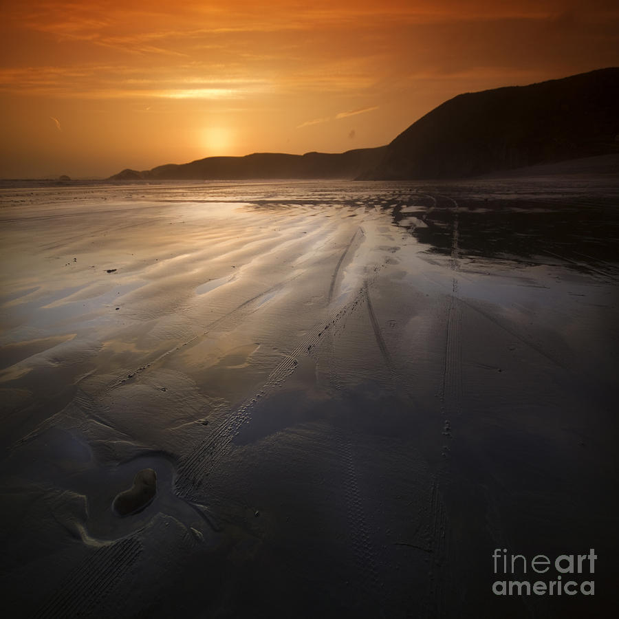 Stone Photograph - The Lost Heart by Angel  Tarantella