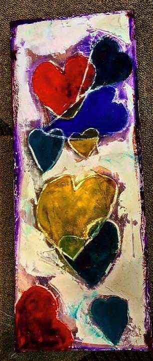 The Love Rain by Dilip Sheth