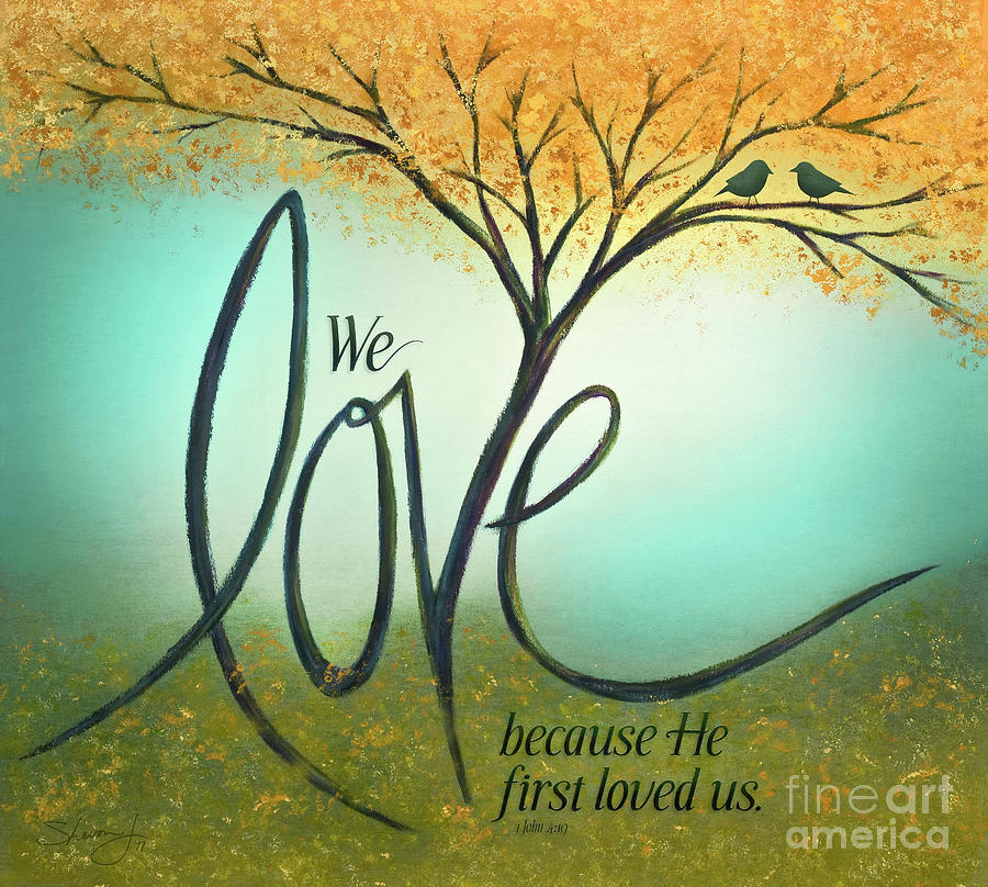 The Love Tree by Shevon Johnson