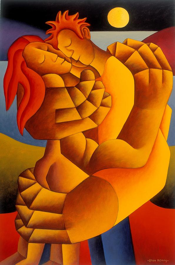 The Lovers by Alan Kenny