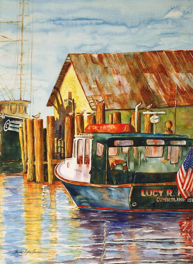 The Lucy R. Painting