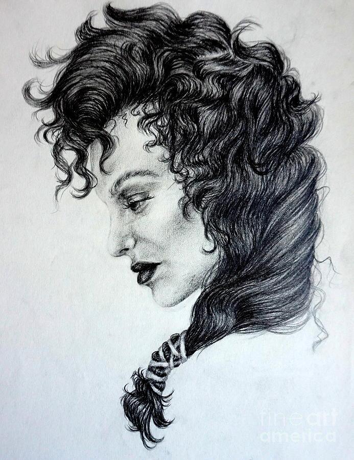The Madam by Georgia's Art Brush