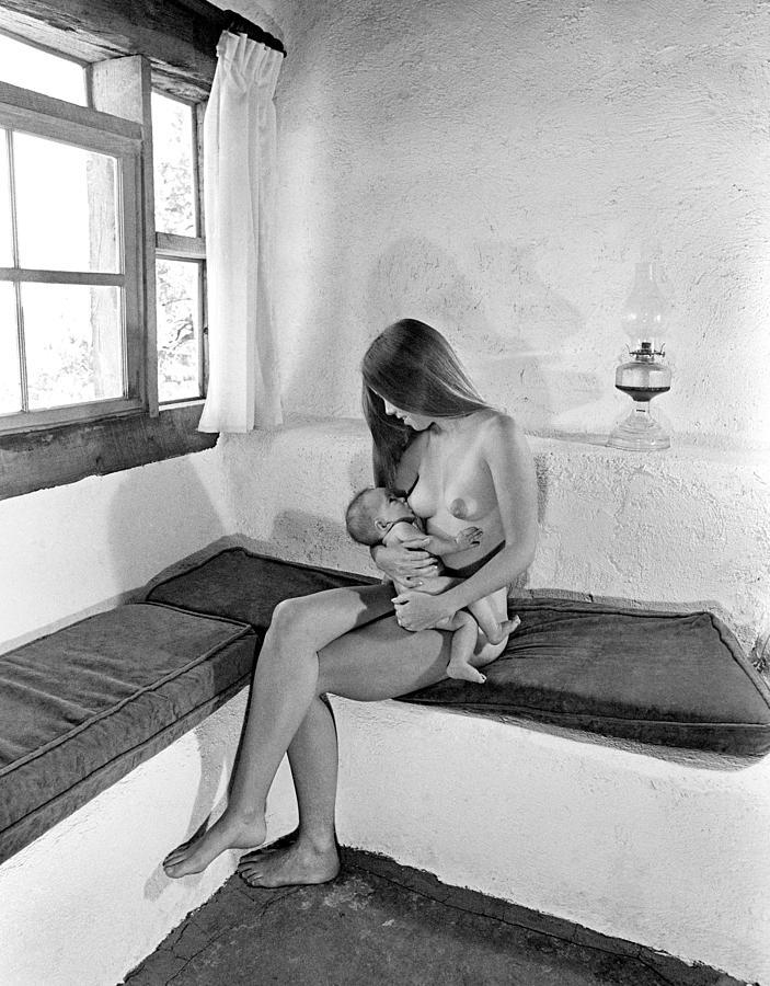 Madonna nude 1977