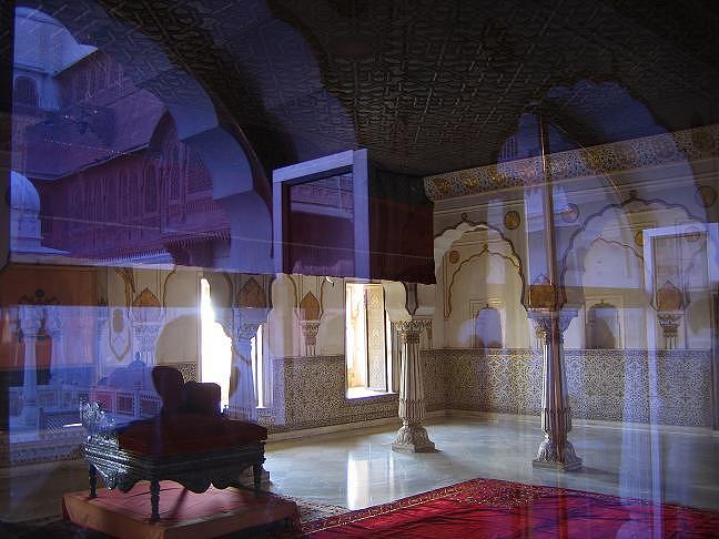 The Maharaja Palace Photograph by Orly Droval