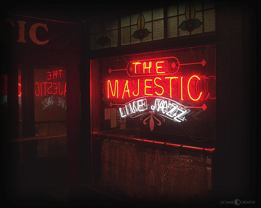 Majestic Photograph - The Majestic by Tim Nyberg