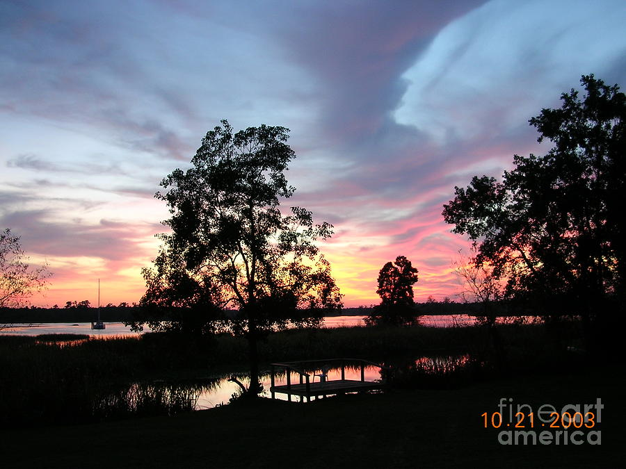 Sunset Photograph - The Majestic One by Lee Ann Wunderler