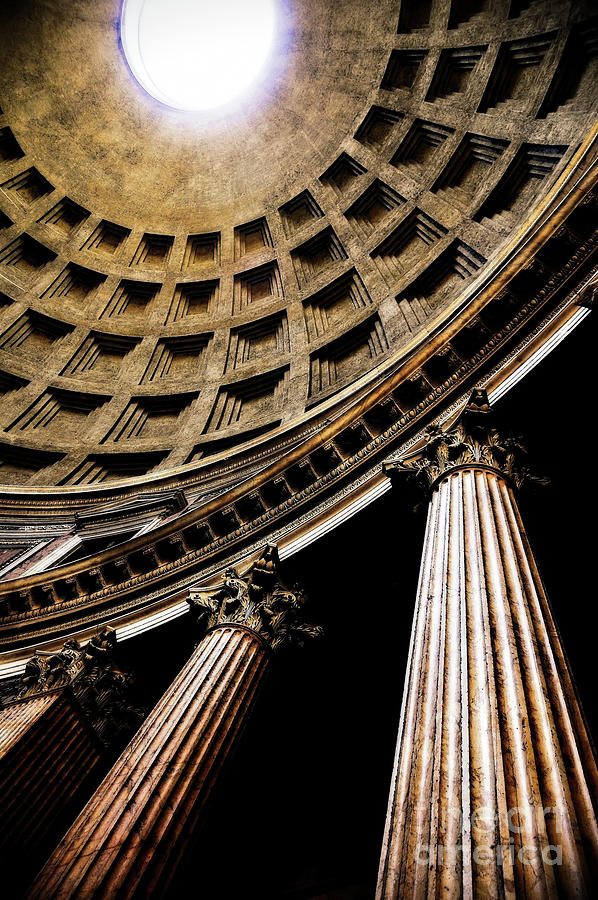The Majestic Pantheon by Marty Faulkner