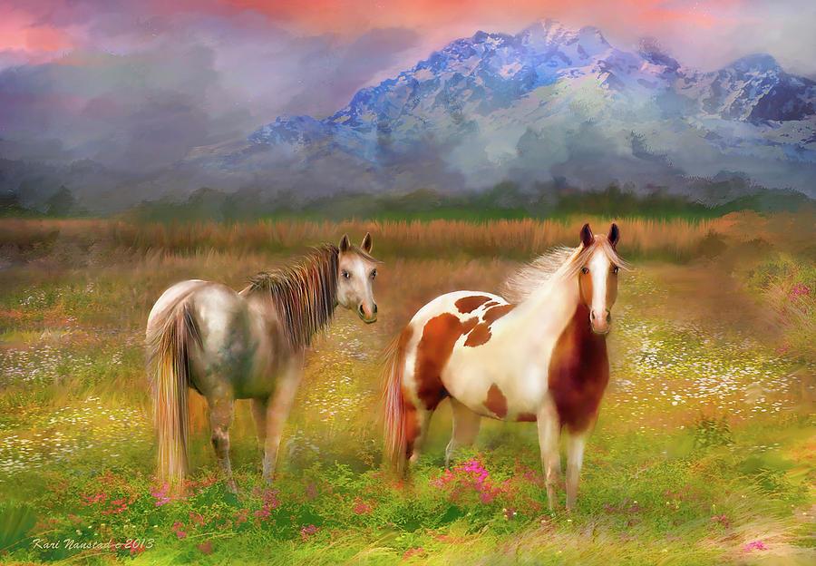 The Majestic Pasture by Kari Nanstad