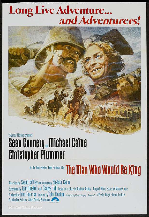 the-man-who-would-be-king-retro-movie-po