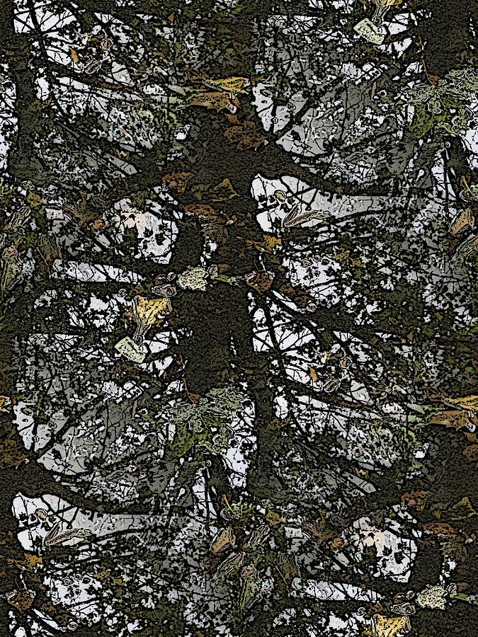 The Marsh Digital Art by Tim Allen