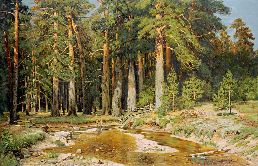 Image result for ivan shishkin