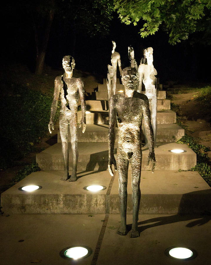 Communism Photograph - The Memorial To The Victims Of Communism by Fabio Gomes Freitas