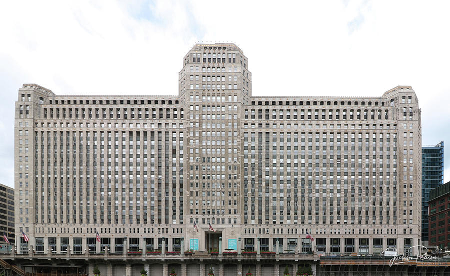 The Merchandise Mart by Jackson Pearson