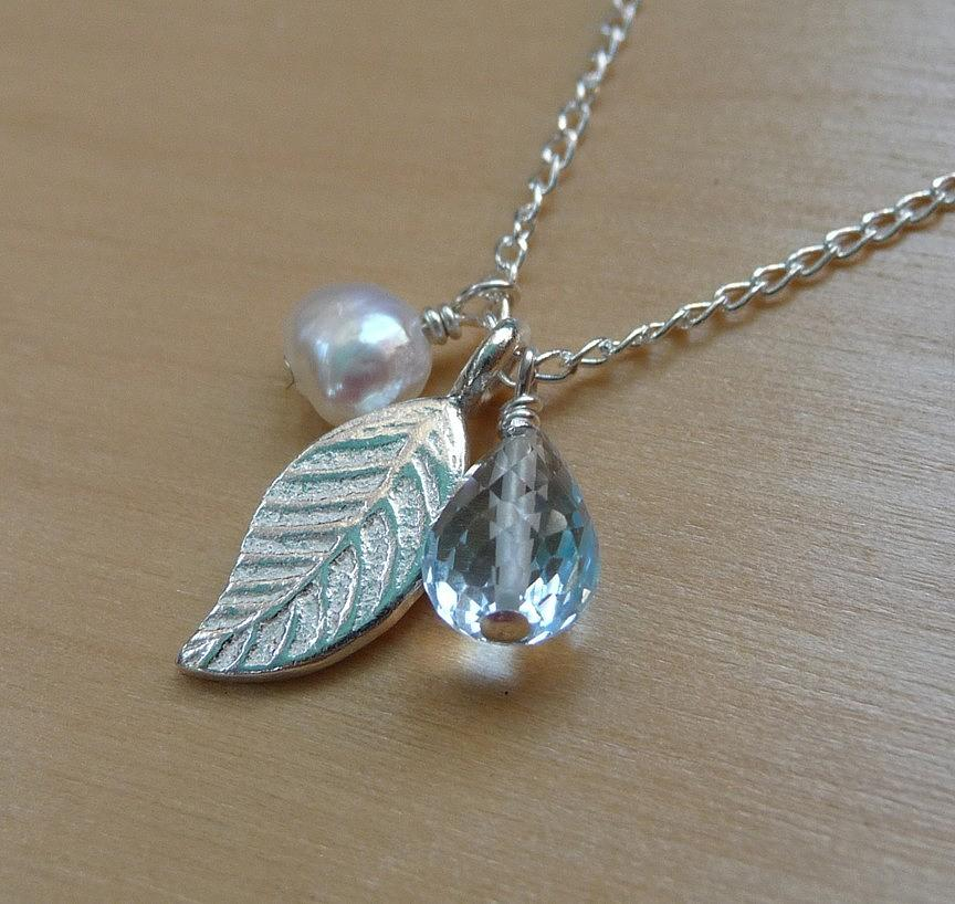 Jewelry Jewelry - The Mighty Leaf by Karen Ericson