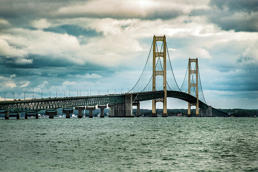 The Mighty Mac Photograph