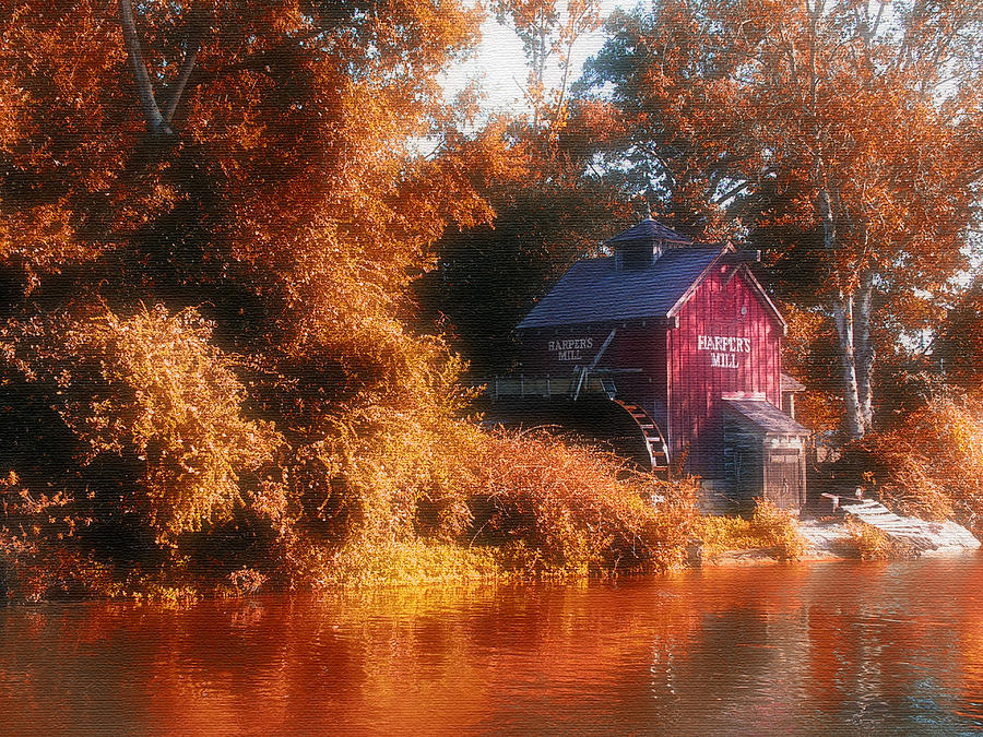 The Mill Photograph