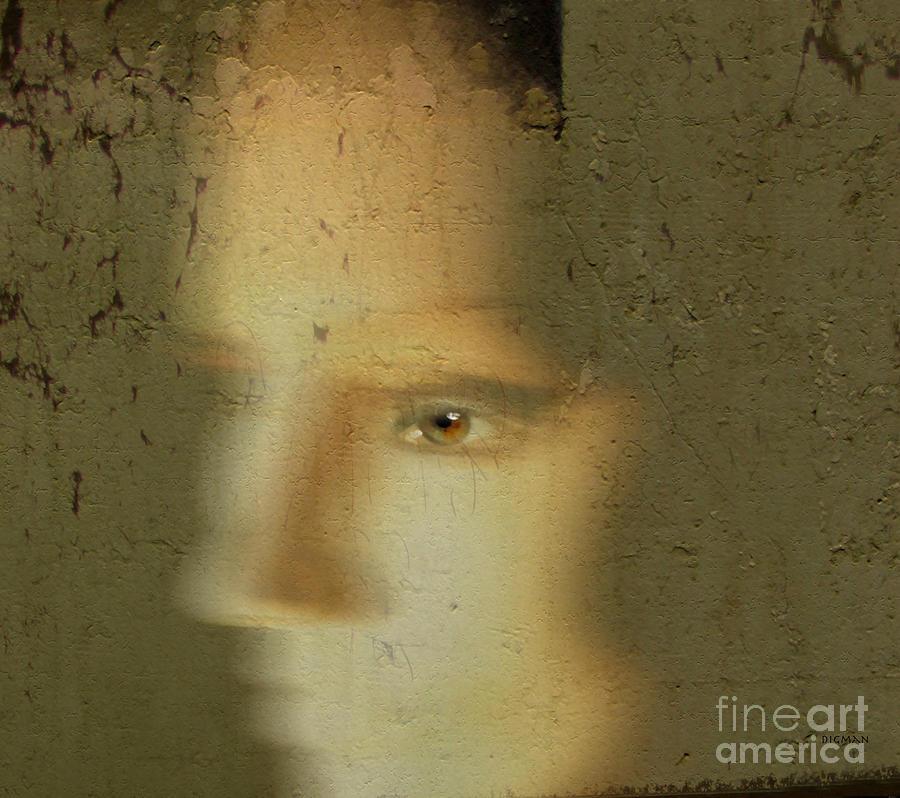 Beauty Photograph - The Mind Portrait  by Steven Digman