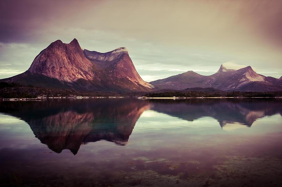 Europe Photograph - The Mirroring by Radek Spanninger