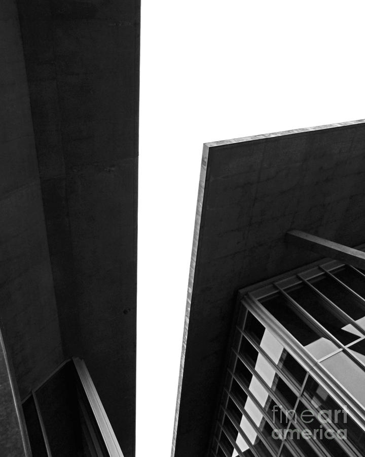 Architecture Photograph - The Modern by Slade Roberts