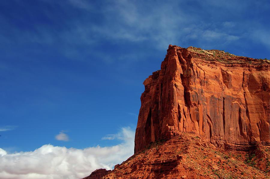 Mountain Photograph - The mountain by Roy Nierdieck