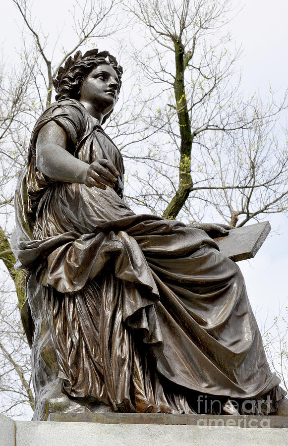 The Muse of History by Staci Bigelow